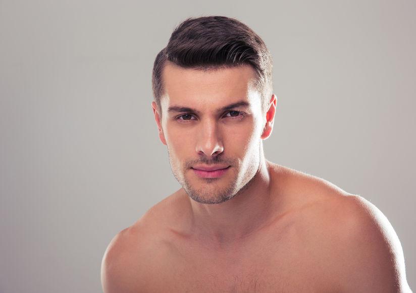 Hyaluronbehandlung für Männer